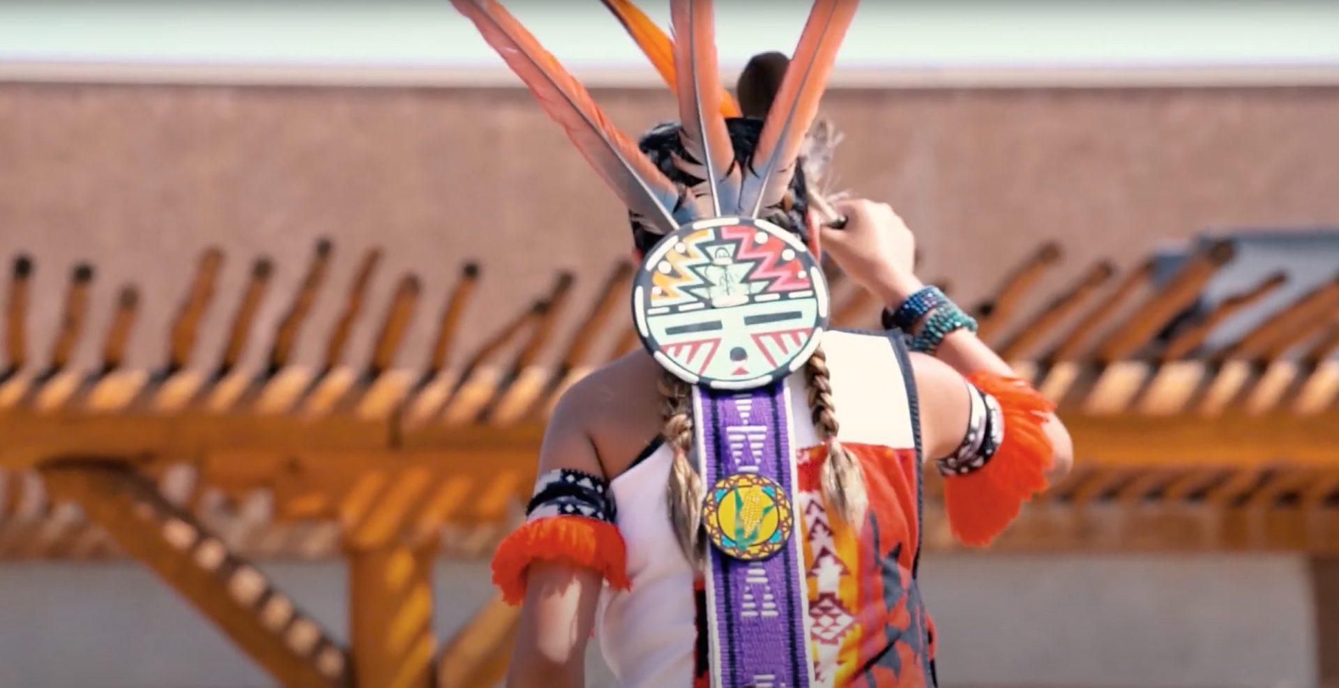Acoma Buffalo Dance Group