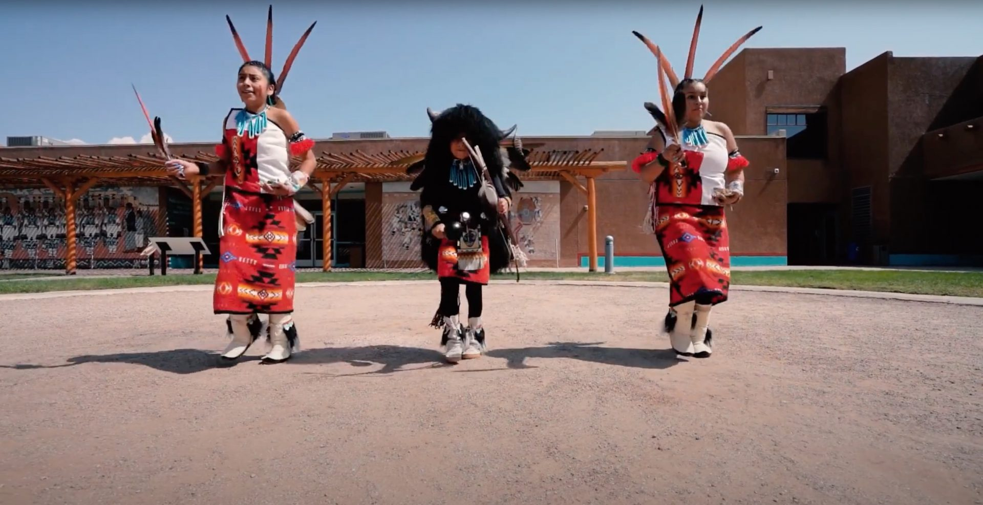 Acoma Buffalo Dance Group