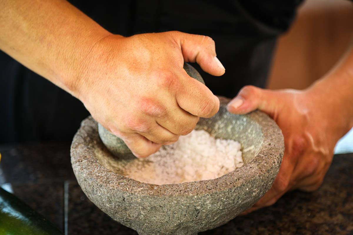 Grinding Zuni Salt Intimate Indigenous Experience