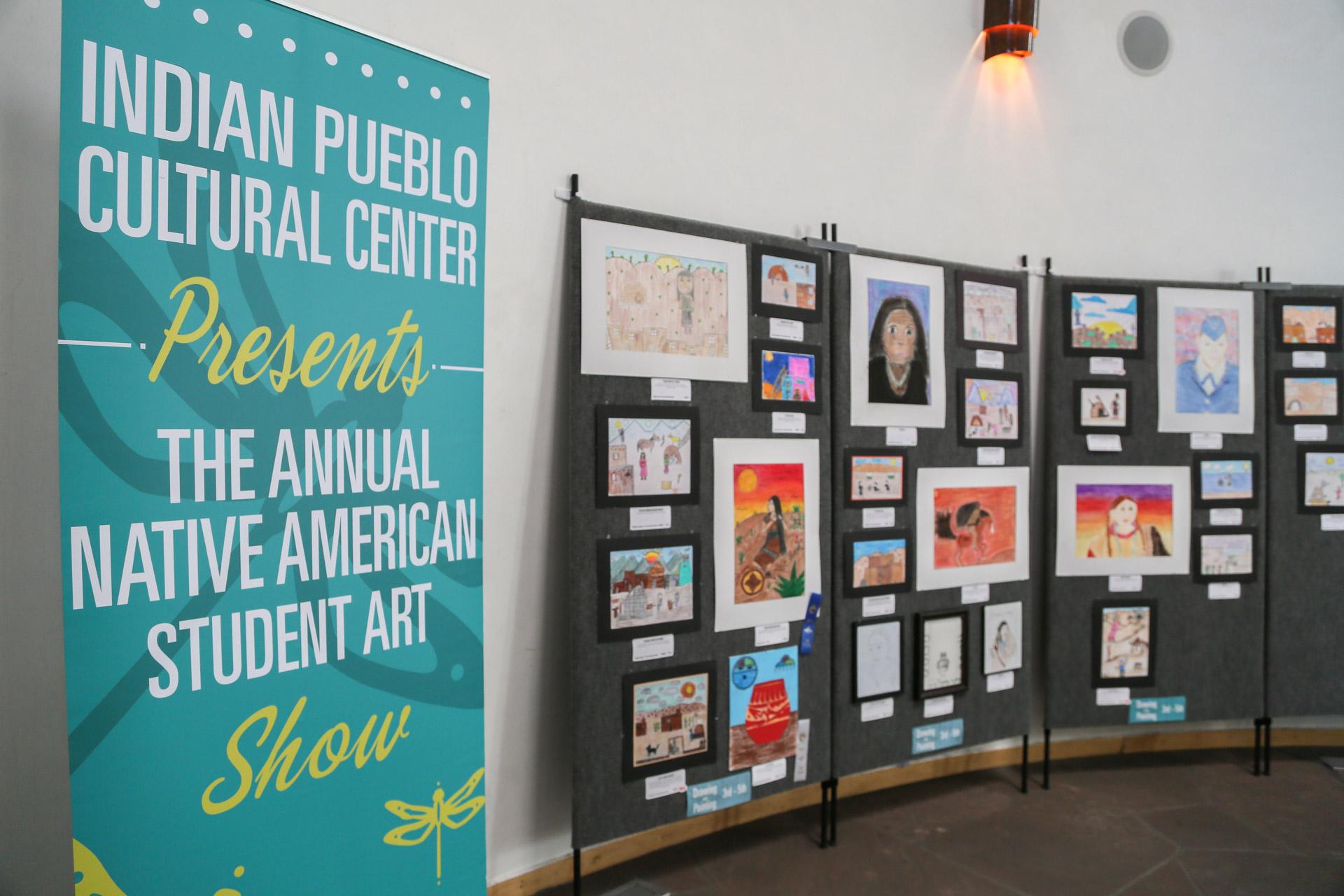 Native American Student Art Show