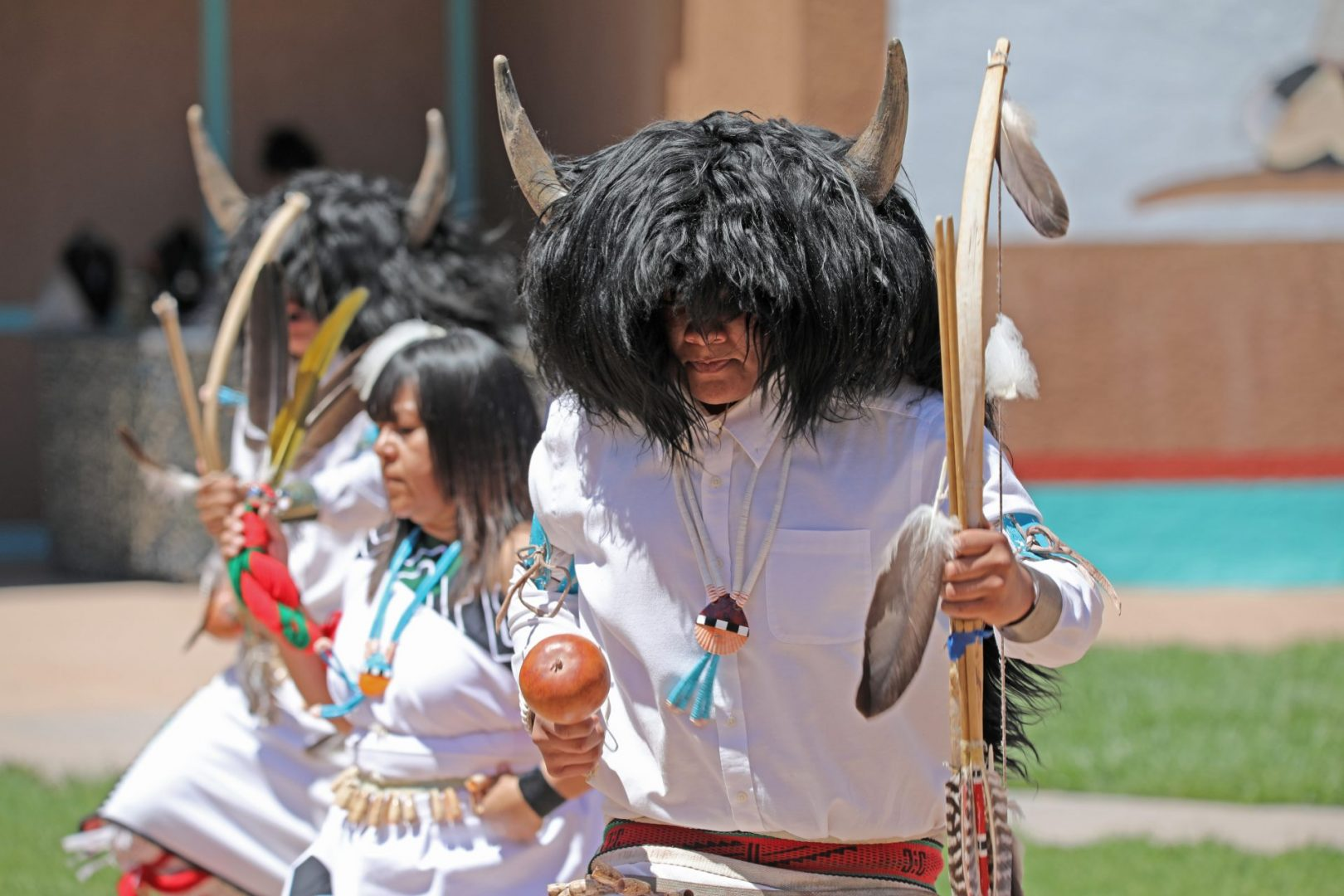 Cultural Dances: Oak Canyon Dancers (Jemez Pueblo)