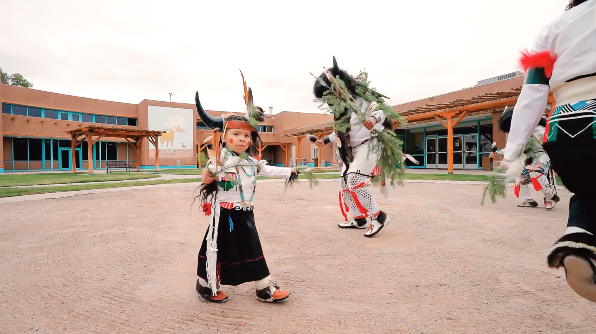 Serpent Trail Dance Group (Ohkay Owingeh Pueblo)