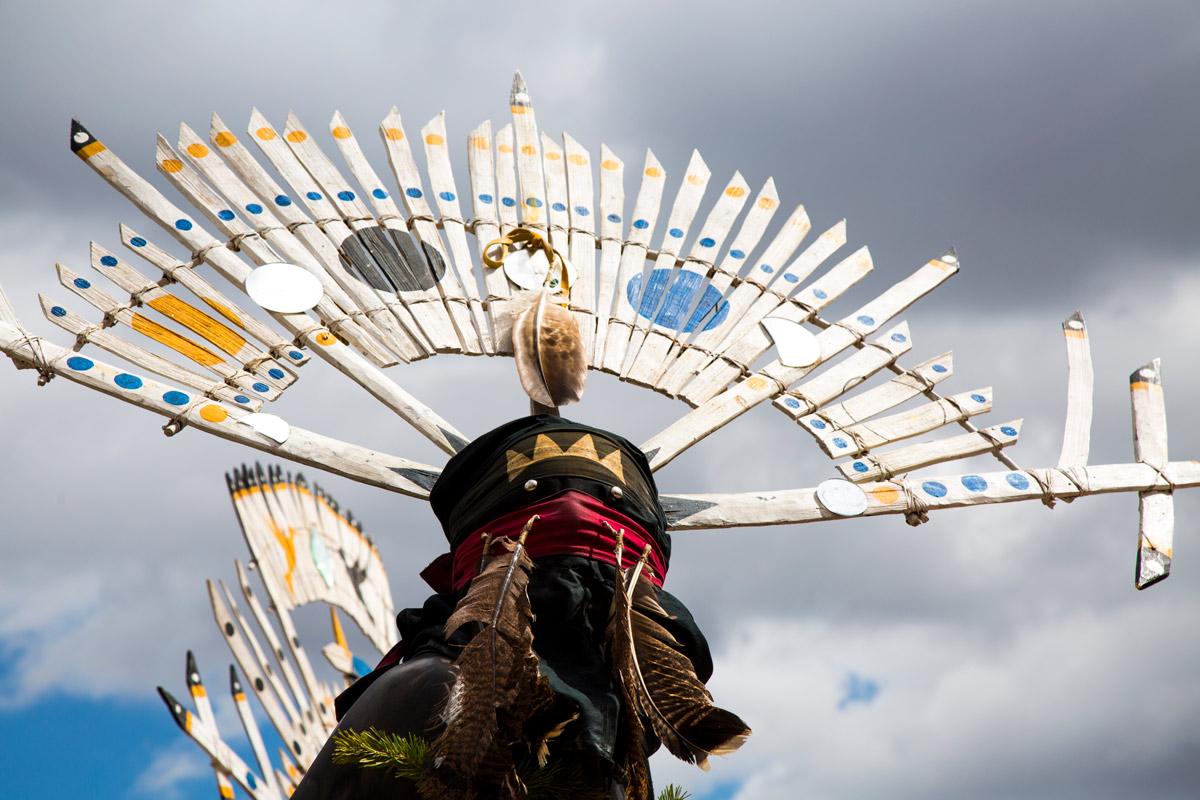 White Mountain Apache Crown Dancers (White Mountain Apache)