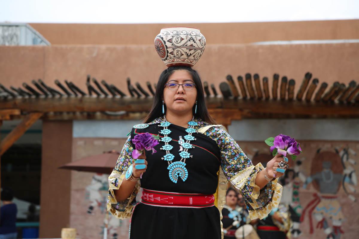 Zuni Olla Maidens (Zuni)