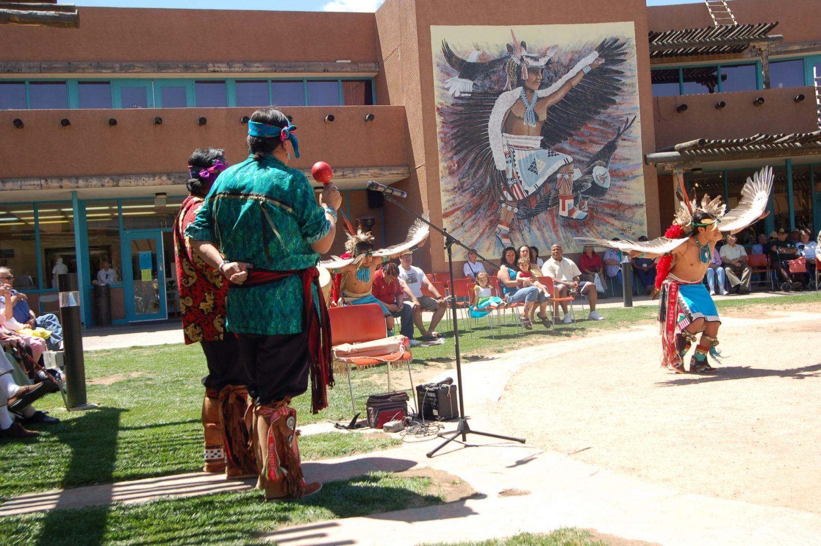 Cellicion Traditional Dancers (Zuni)