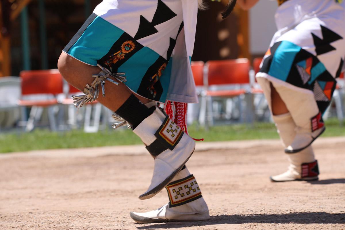Dances at the Indian Pueblo Cultural Center