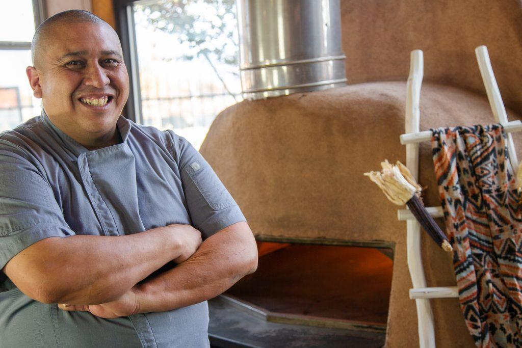 Chef Ray Naranjo