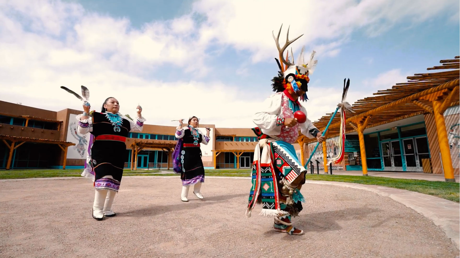 Indigenous Peoples Day 2020 at the Indian Pueblo Cultural Center