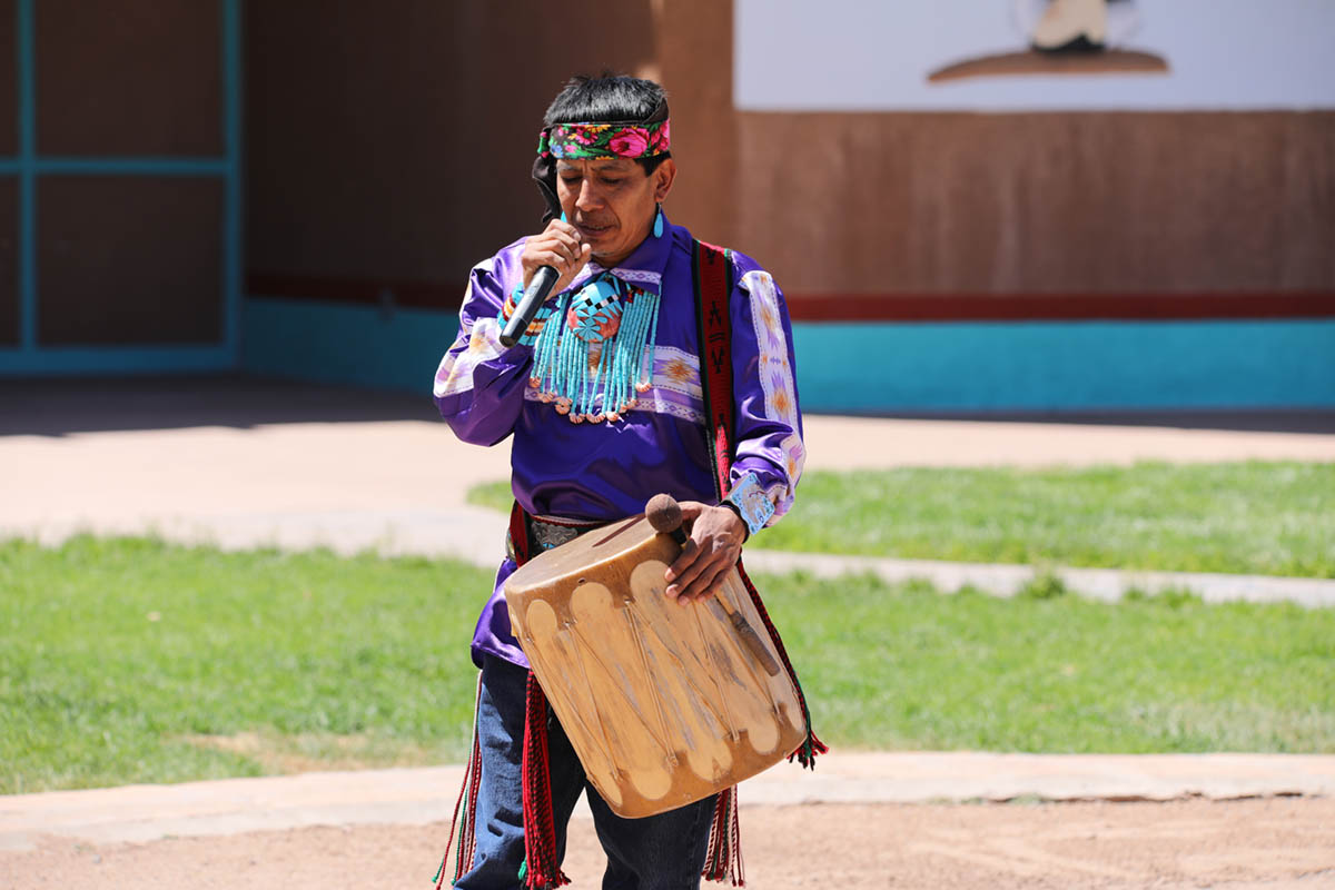 Kallestewa Dance Group (Zuni)