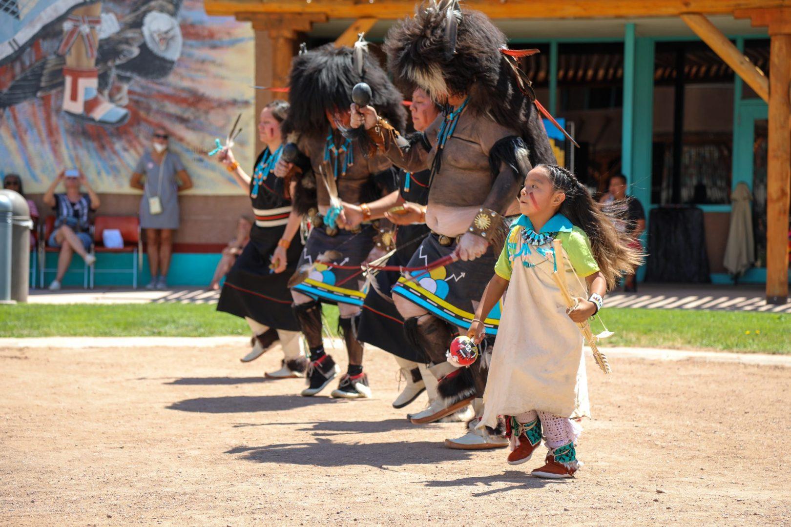 Pueblo Dance Group