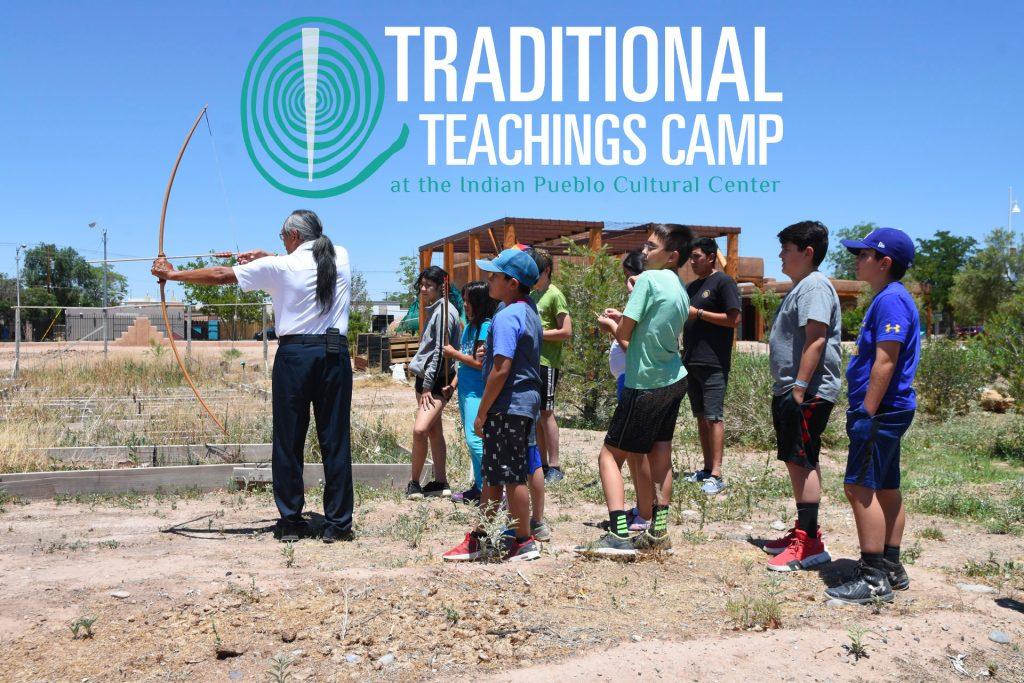 Indian Pueblo Cultural Center Native American Summer Camp