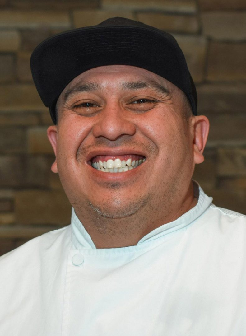 Chef Ray at Pueblo Harvest